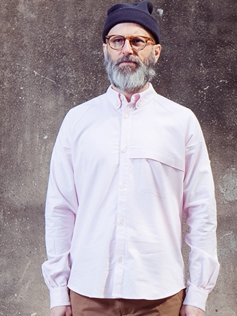 Lightweight Oxford Shirt